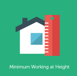 Minimum Working at Height