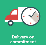 Delivery on commitment